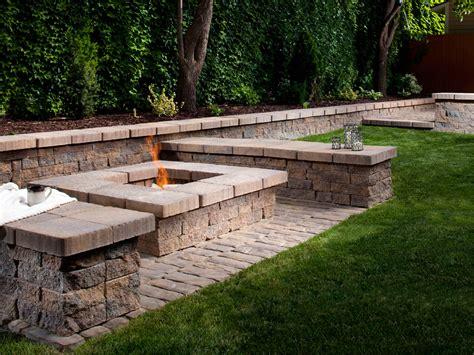 bonfire pits outdoor fireplaces j s landscapingj s
