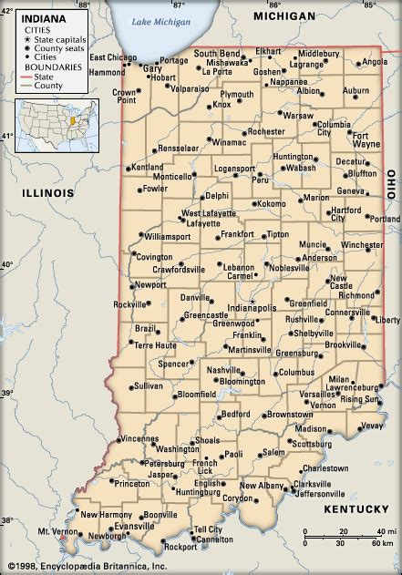 map of indiana cities and towns map of indiana counties and cities afputra