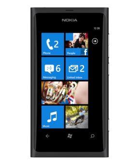 Nokia Lumia 800 Second nokia lumia 800 nokioteca nokia