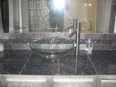 Blue Pearl Granite Backsplash by 18 Best Images About Design Ideas On Grey