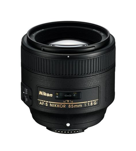 Nikon Lensa Af S 85mm F 1 8g nikon af s 85mm f 1 8g
