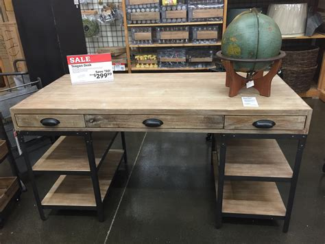 wood and metal teagan desk friday favorites a shopping trip to world market the