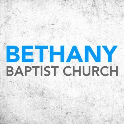 Sermon Archive   Bethany Baptist Church, Bangor, NI