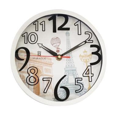 Odiaz Jam Dinding Minimalis Hitam jual aneka jam dinding digital jam meja harga murah