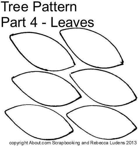 Leaf Template For Family Tree by Family Tree Template Family Tree Leaf Template
