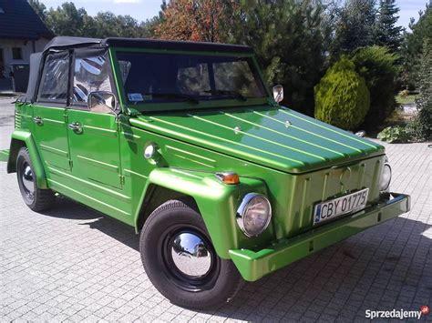 vw kubelwagen vw 181 kubelwagen jak nowy dla fan 243 w łochowo sprzedajemy pl