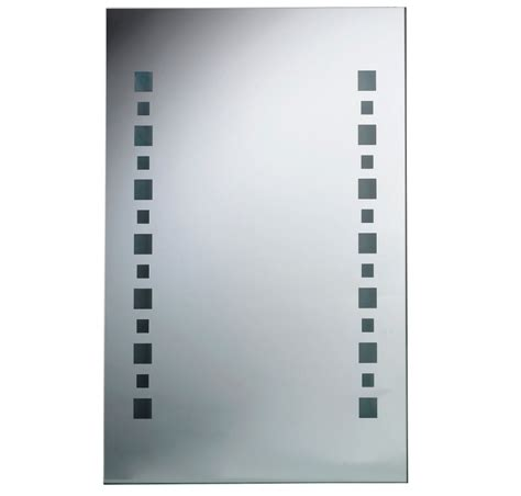 bathroom mirror with led lights and shaver socket modern mosaic design ip44 led bathroom mirror light shaver