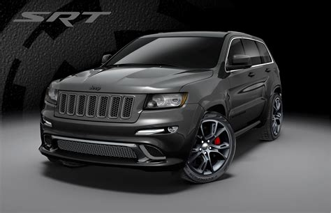 srt jeep 2013 2013 jeep grand cherokee srt8 special editions alpine vapor