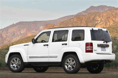 Are Jeep Libertys Reliable What The Press Says About 2011 Jeep Liberty