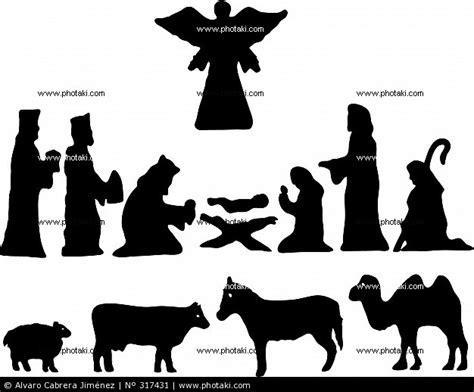 Imagenes De Siluetas Del Nacimiento De Jesus | nacimiento de jesus en silueta siluetas pinterest