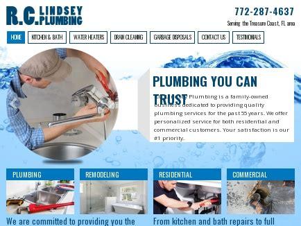 Right Choice Plumbing by R C Plumbing Plumbing Services Stuart Fl
