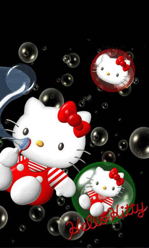 wallpaper hello kitty apk free hello kitty cute 3d wallpaper apk download for