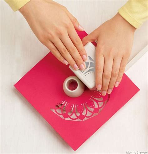 Papercraft Punches - 59 best martha stewart punches images on