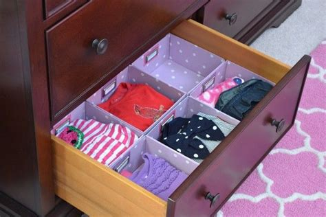 Clothing Drawer Organizers by How To Organize A Room Quot For The Week Quot Using