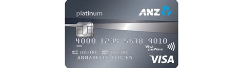 Credit Card Template Png Credit Cards Anz