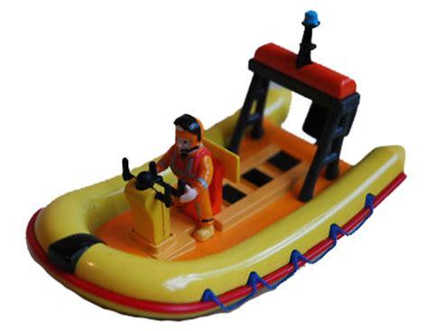fireman sam neptune boat penny figure neptune fireman sam toys