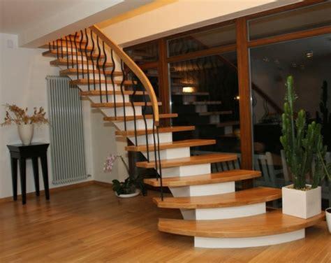 moderne holztreppe moderne treppen inspirierende ideen f 252 r das interior ihres