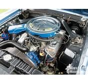 FORD BOSS 302 1970 Ford Mustang Boss Non Shaker