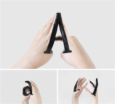 Handmade Typography - handmade typography transformations by tien min liao