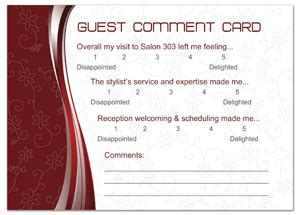 customer comment postcard design template mpc 1036
