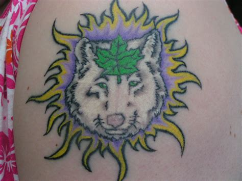tattoo fixers wolf wolf tattoo number 3 before fix tattoo picture