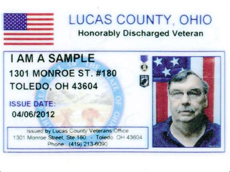 service id card area veterans can now get special id cards toledo blade