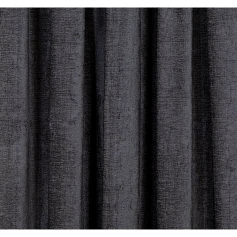 dark grey pencil pleat curtains urban living heather chenille grey pencil pleat readymade