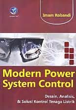 modern power system desain analisis dan solusi kontrol tenaga listrik ajibayustore