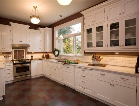 Belmont Kitchen Cabinets by Belmont Craftsman Contemporary Kitchen Portland By