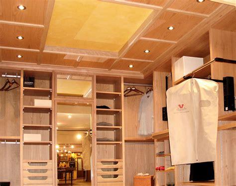 gabina armadio cabina armadio su misura in legno grandacasa