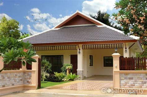 haus pattaya 133 qm 2 schlafzimmer haus in east pattaya zu verkaufen