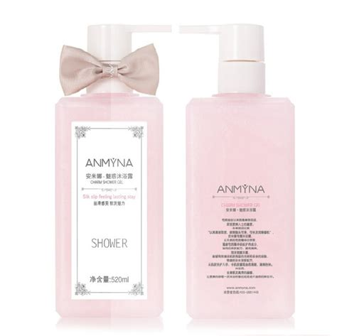 Anmyna Shower Anmyna Charm Shower Gel I Today