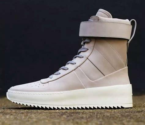 fog boots fear of god fog sneaker boots owen
