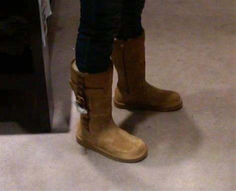 The Not So The Bad And The Uggs Styledash Picks The Ugliest Shoes by True I Bought Ugg Boots And I Them