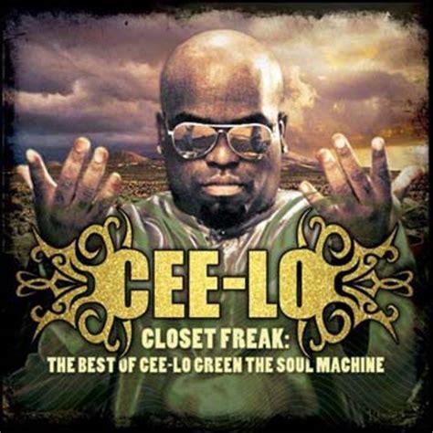 Cee Lo Closet Freak cee lo the collection closet freak the best of