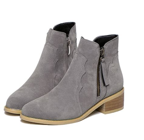 low heel ankle boots boot ri