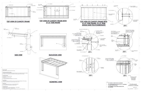 awning details roof canopy designs