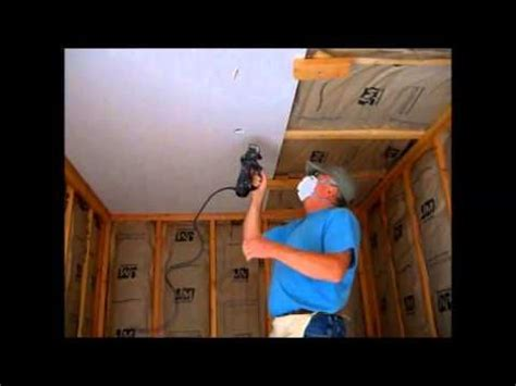 how to hang sheetrock on ceiling by yourself the world s catalog of ideas