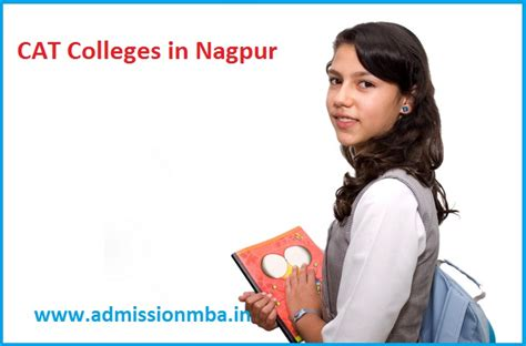 Mba Colleges In Nagpur by Mba Colleges Accepting Cat Score In Nagpur Maharashtra Cat
