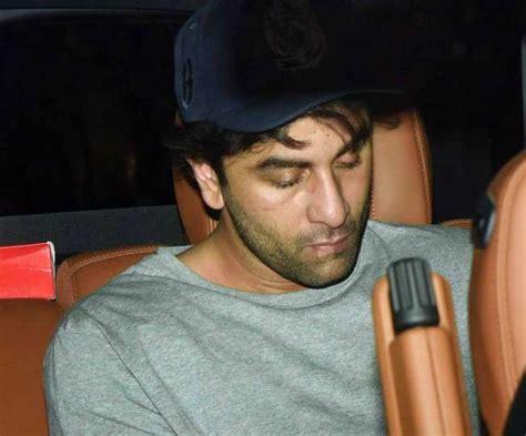 first look ranbir kapoor at roy sets filmibeat first look of ranbir kapoor from the sets of sanjay dutt