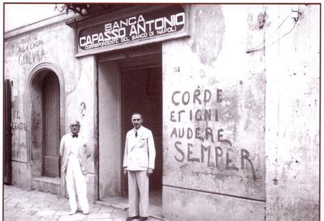banche caserta capasso dall ottocento al 2010 corrieredelmezzogiorno