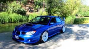 Custom Subaru Subaru Impreza Sti Custom