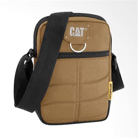 Tas Slingbag Cilukba Cat jual cat rodney luggage tas selempang pria coffee harga kualitas terjamin blibli