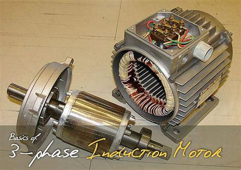basics of 3 phase induction motor part 1
