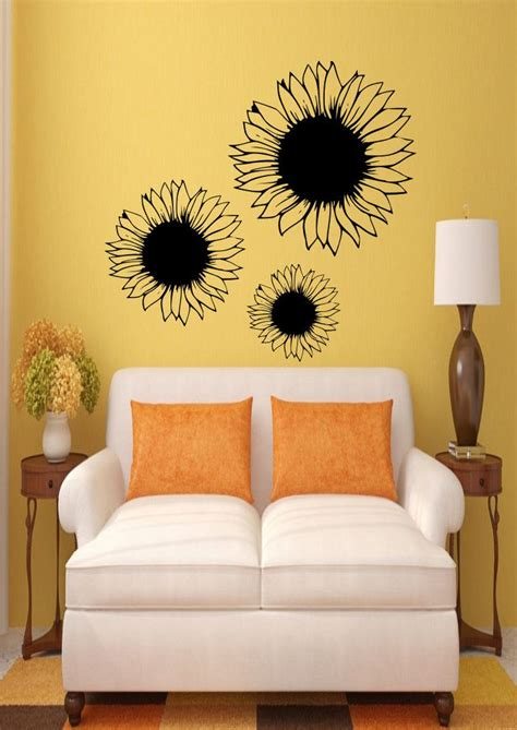 sunflower themed bedroom best 20 sunflower home decor ideas on pinterest spring