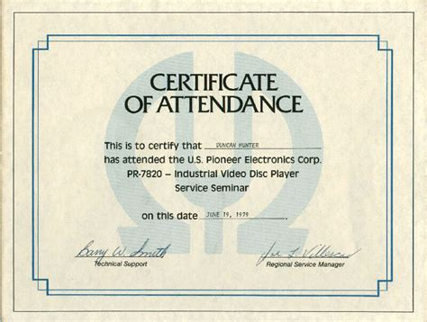 ceu certificate of attendance template pictures to pin on