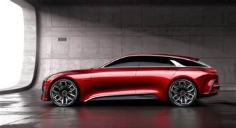 Future Kia Vehicles Kia Proceed Concept Is A Sleek Stinger Y Wagon Roadshow