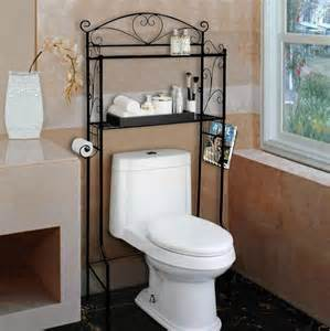 Bathroom Floor Magazine Rack Fashion Iron Toilet Frame Storage Rack Bathroom Shelf