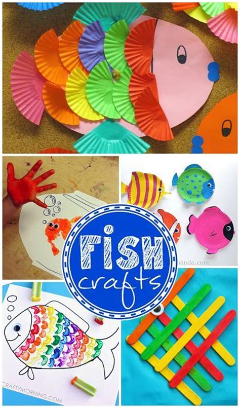 arts and craft ideas for 25 unique fish crafts ideas on fish crafts