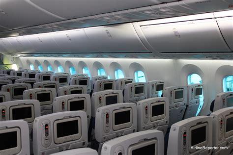 787 Dreamliner Pictures Interior by Inside Boeing 787 Dreamliner